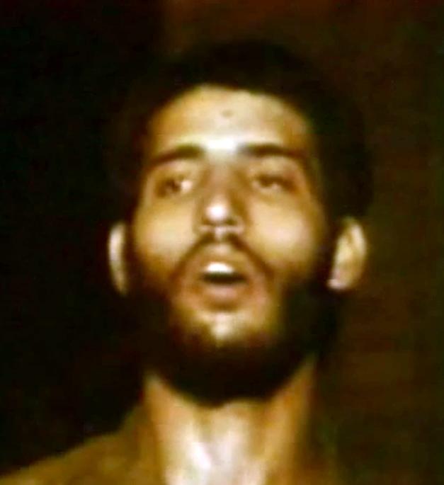 «زنده یاد حاج مرتضی خاتمی» در صحنه ای از مستند تلویزیونی «ضیافت الله»...