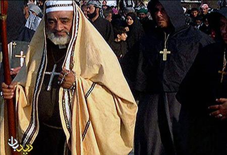 عشق حسین(ع) دین و مذهب نمیشناسد...