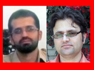 شهیدان داریوش رضایی نژاد و مصطفی احمدی روشن