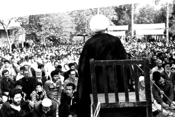 نماز جمعهء آبادان، قبل از جنگ