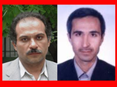شهیدان مجید شهریاری و مسعود علیمحمّدی